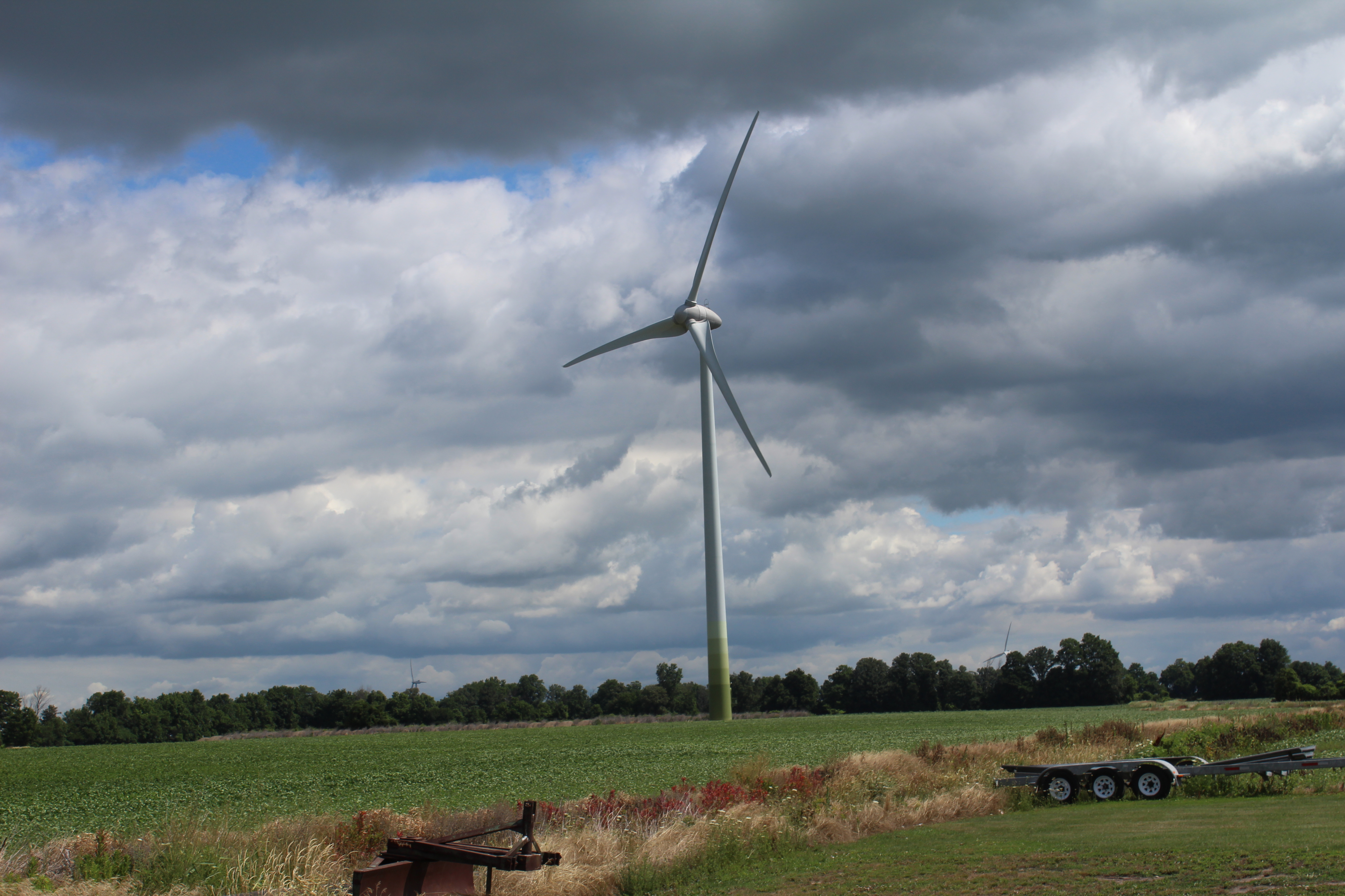 MPP Seeks Suspension Of Local Wind Projects