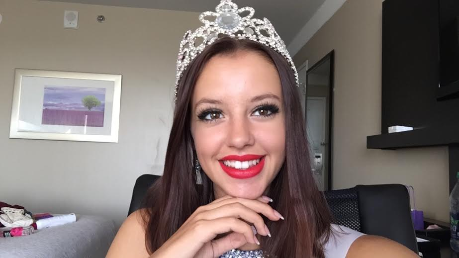 Miss Teen CK Back From National Pageant
