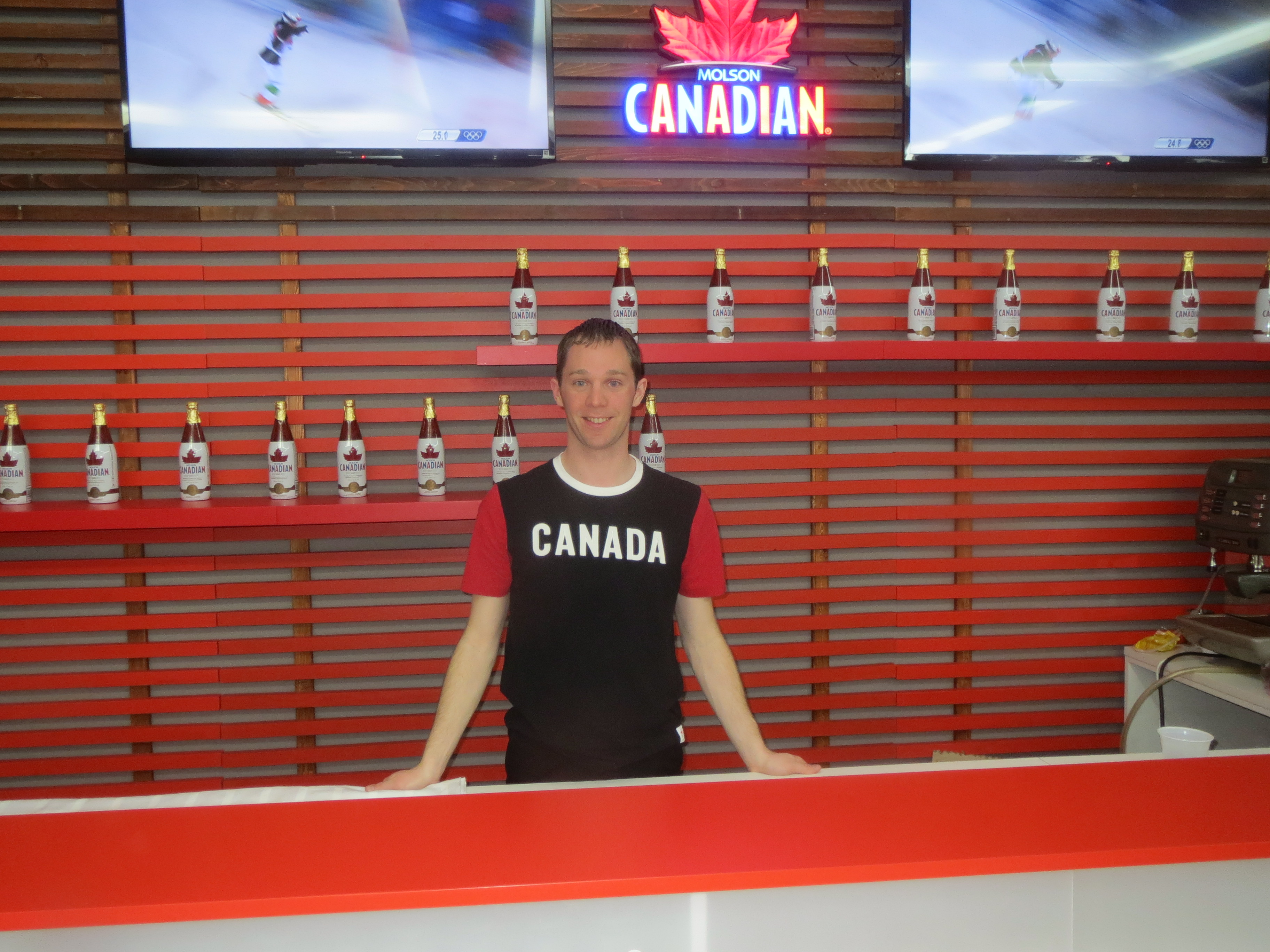 Chatham Man Off To The Olympics