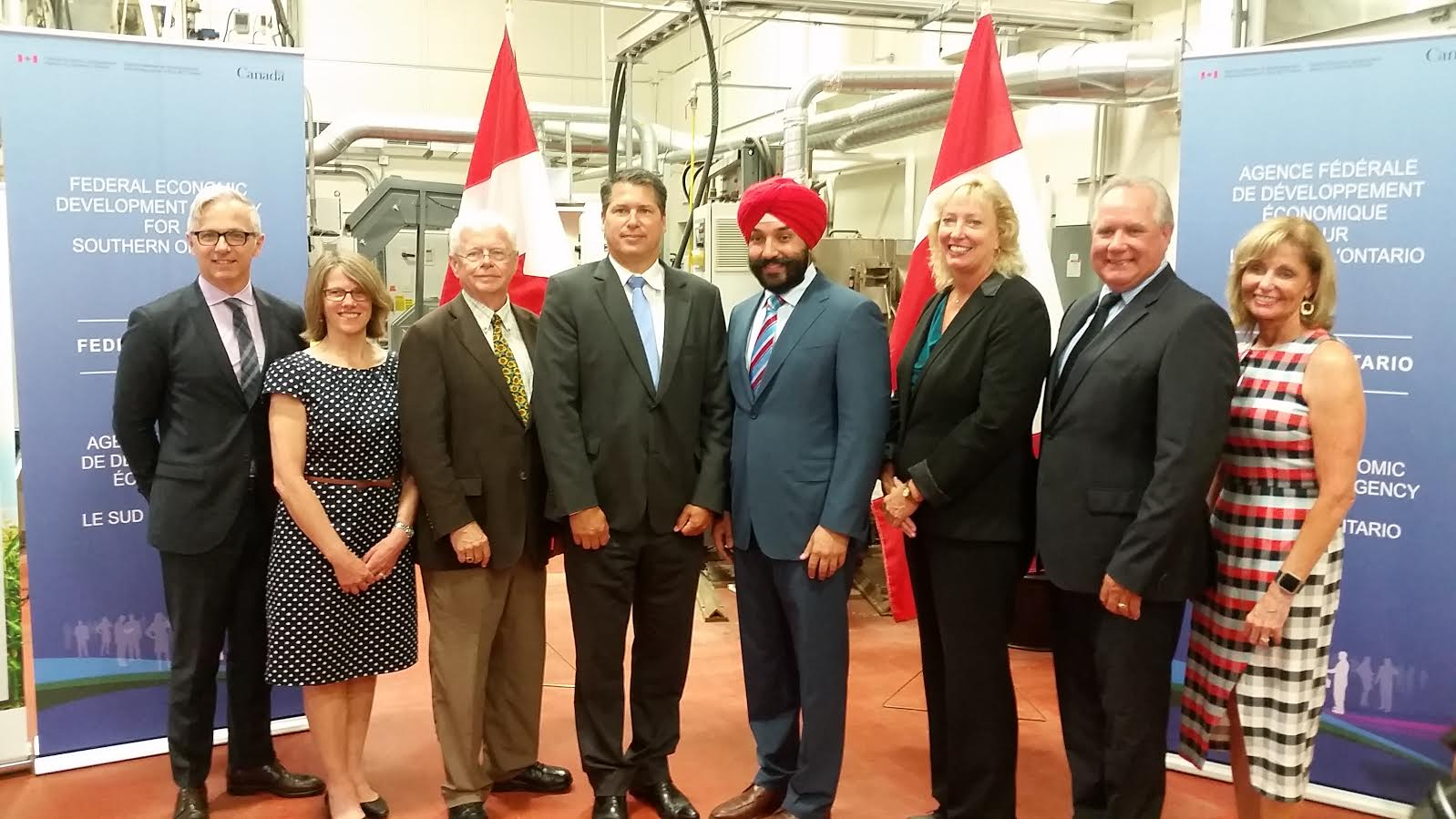 Feds Invest $12M In Sarnia Bio-Innovation