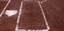 Batter's box and home plate. © Can Stock Photo Inc. / ca2hill