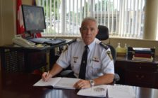 Chatham-Kent Police Chief Gary Conn. (Photo courtesy of the Chatham-Kent Police Service)