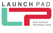 The Launch Pad Youth Activity and Technology Centre Hanover logo.
