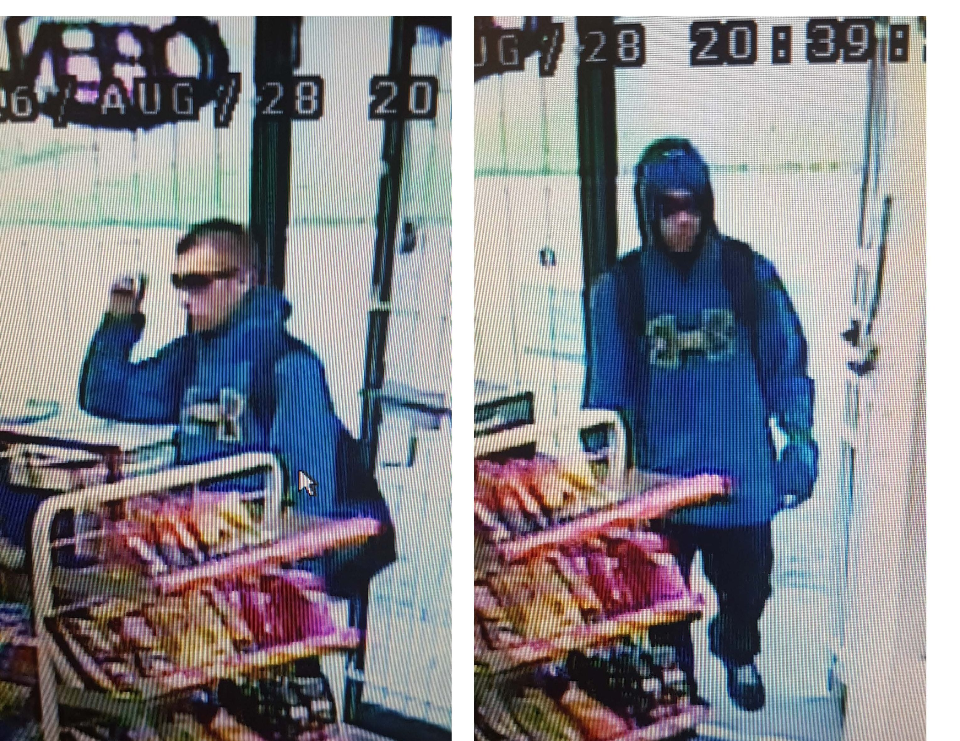 Armed Convenience Store Robbery