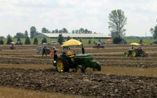 Huron County Plowing Match 2016