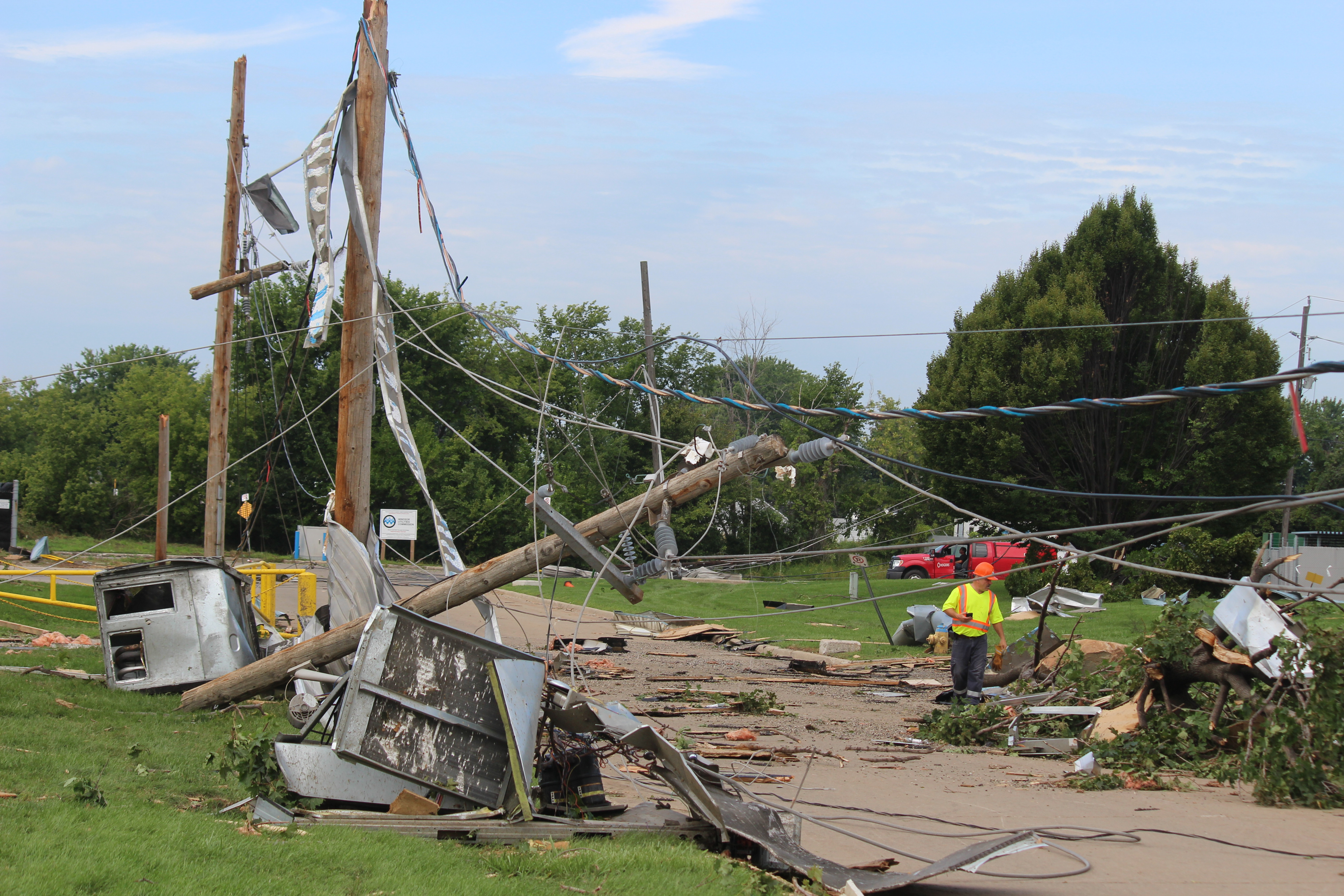 Two Tornadoes Confirmed In Windsor And LaSalle