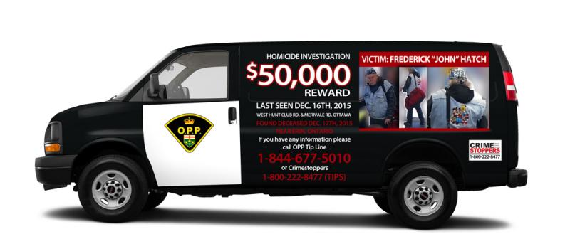 "OPP Taking ""Unprecedented Approach"" in Unsolved Homicide"