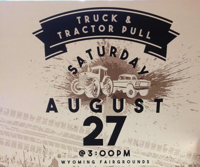 Wyoming Tractor Pull