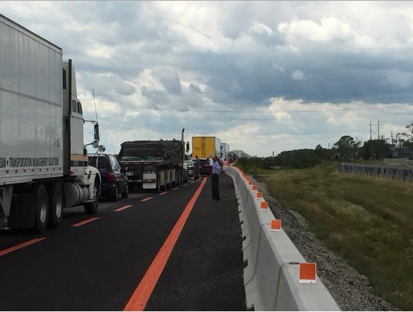 Hwy. 401 Construction Project Wrapping Up