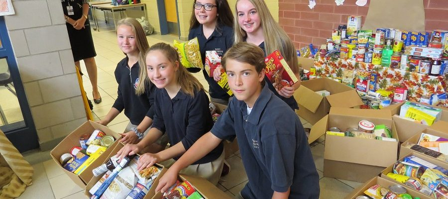 food bank extends challenge to londoners
