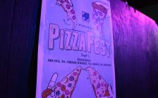 Windsor Pizza Fest presented by Higher Limits serves up its first slices on September 1, 2016. (Photo by Ricardo Veneza)