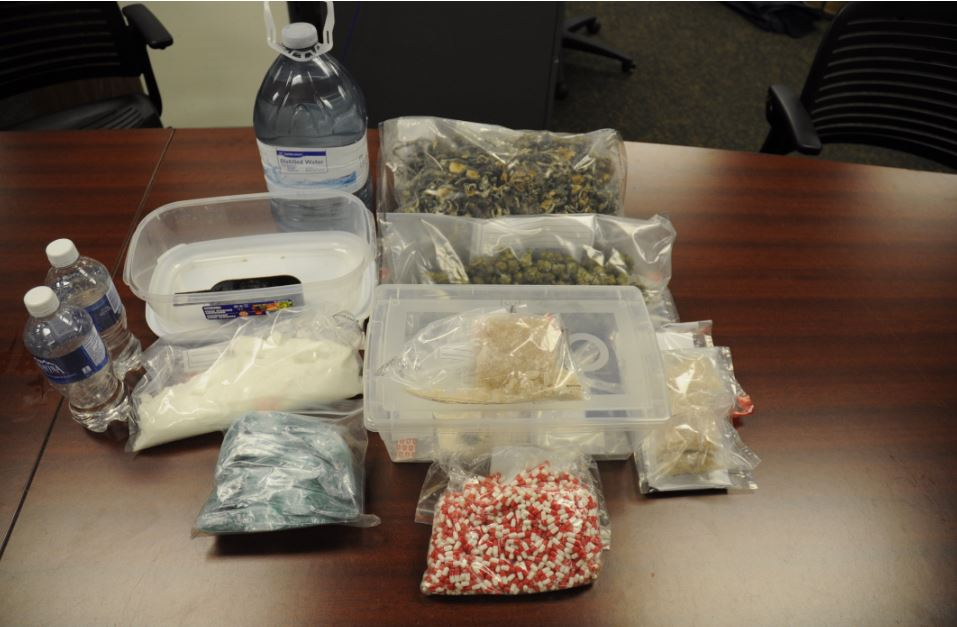 Over $400K In Drugs, Cash Seized In Bust