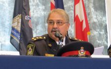 Woodstock Police Chief Bill Renton. (Photo by Miranda Chant, Blackburn News.)
