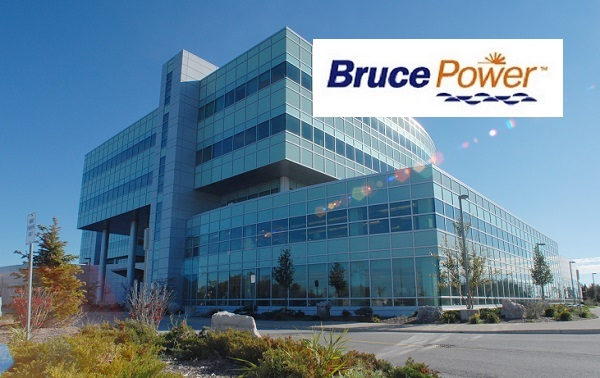 Bruce Power Receives OBA Award For Sustainability