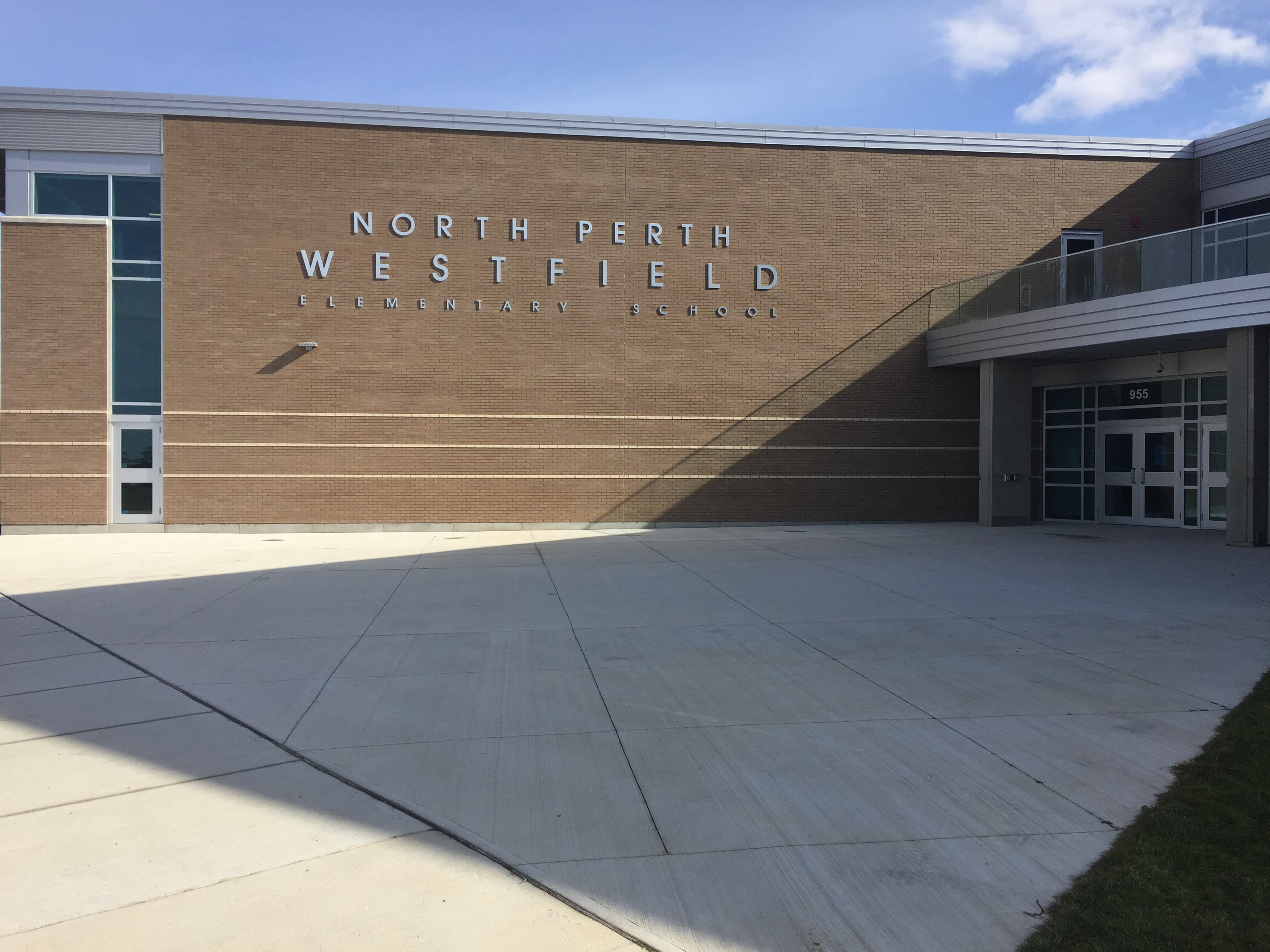 Listowel's North Perth Westfield Elementary Hosts Welcome Ceremony
