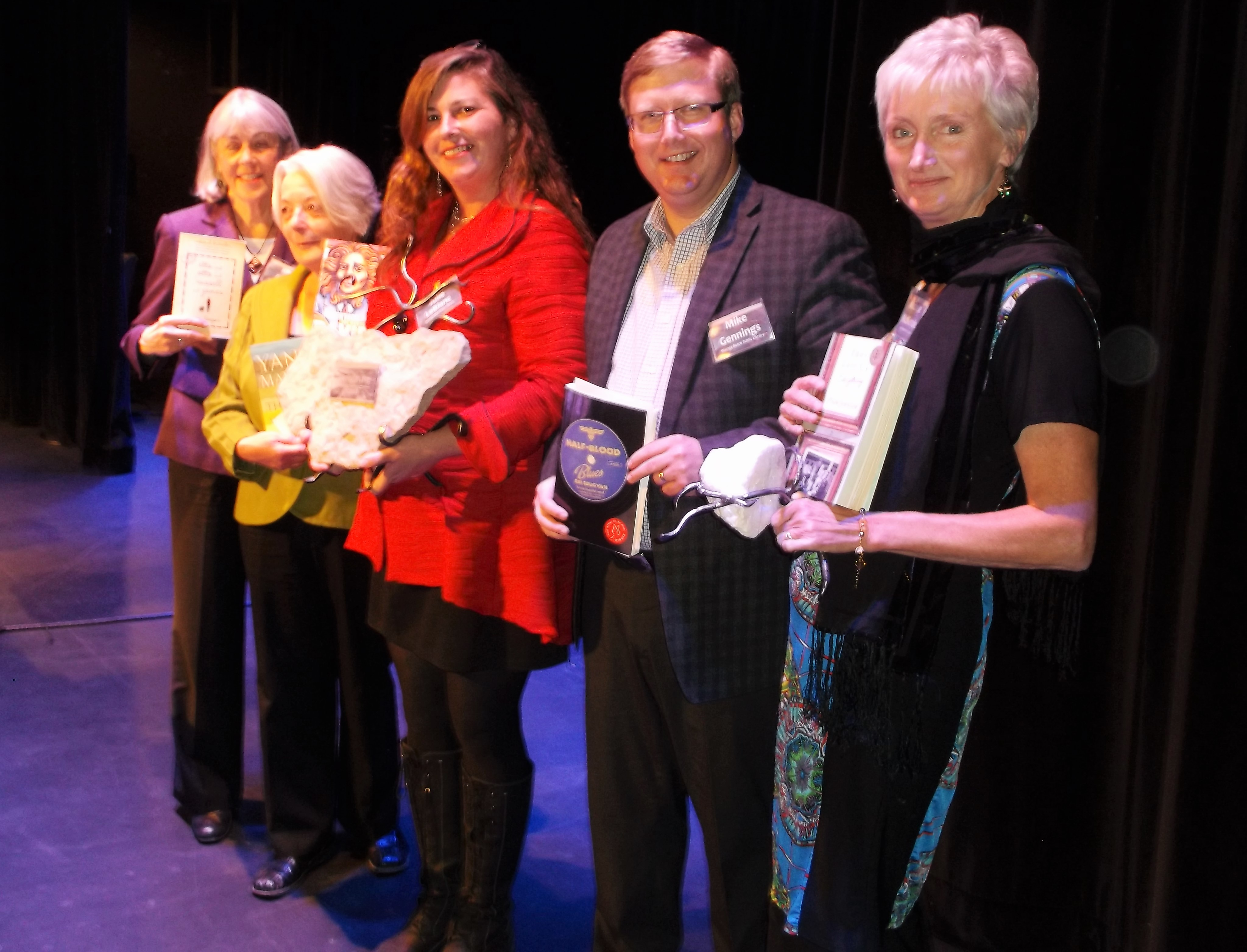 Meaford Plays Host to Georgian Bay Reads Contest