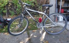 A Stolen Bike Recovered By Sarnia Police - Oct 27/16 (Photo Courtesy of Sarnia Police)