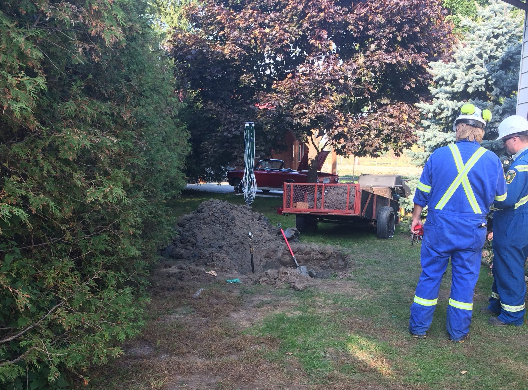 Leamington Well Successfully Capped