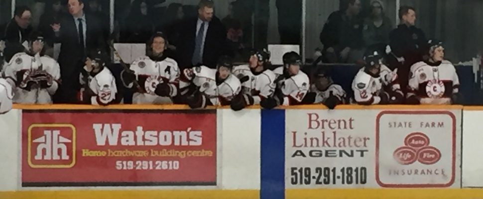 The Listowel Cyclones at home. (Photo by Ryan Drury)