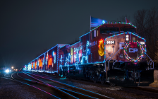 CP Holiday Train file photo courtesy of www.cpr.ca