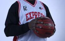 Windsor Express media day, December 28, 2016. (Photo by Maureen Revait)