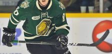 Alex Formenton of the London Knights. (Photo courtesy of Terry Wilson via OHL Images)