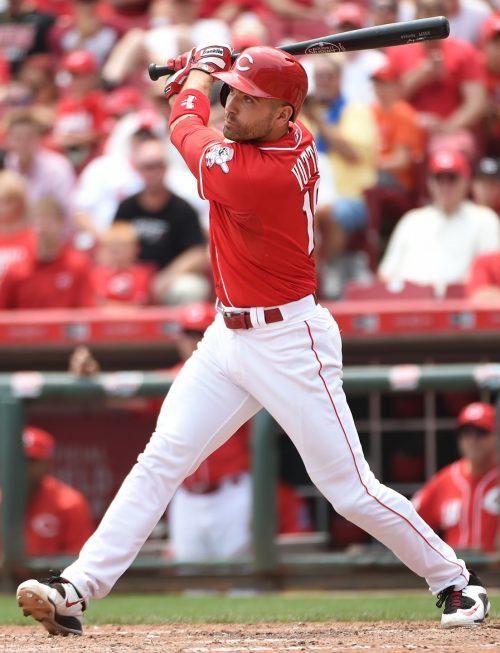 Canadian Baseball Hall of Fame Names Votto as Tip O'Neill Winner