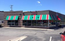 Antonino's Original Pizza in LaSalle. Owner Joe Ciaravino is hoping the proposed stand alone location in South Windsor will be similar to this location. (Photo courtesy of Antonino's Original Pizza Facebook)