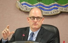 Windsor Mayor Drew Dilkens during budget deliberations, January 23, 2017.