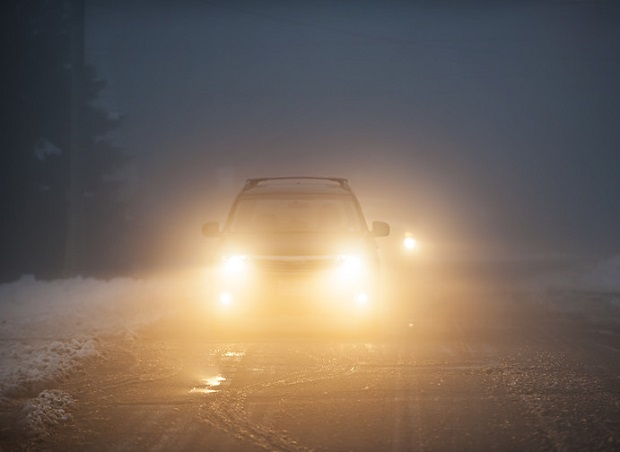 Be Seen And Be Safe: Drive With All Your Lights On