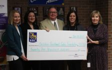 Chatham-Kent children with disablities get help from RBC. January 12, 2017 (Photo by Paul Pedro)