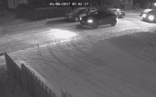 Windsor police release surveillance video of suspects in property damage investigation. January 8, 2017.