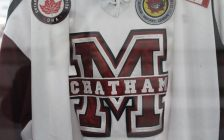 Chatham Maroons sweater. (Photo by Matt Weverink)
