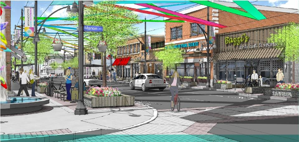 BIA Looking For Streetscape Funding
