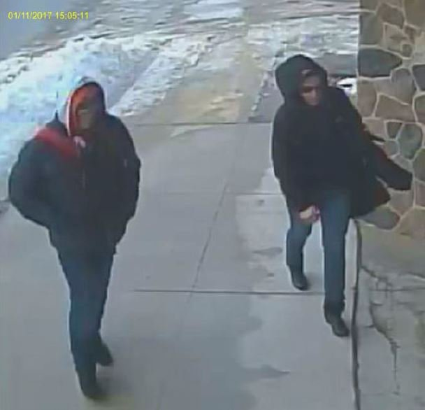 Police Release Photos After Minto Business Burglary
