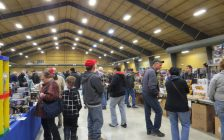 The Chatham-Kent Toy Show & Sale. (Photo courtesy of Rob Sterling via. Twitter)