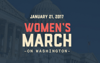 Women's March on Washington. Photo courtesy of www.womensmarch.com.