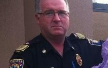 BlackburnNews.com file photo of former Kingsville fire chief, Robert Kissner.
