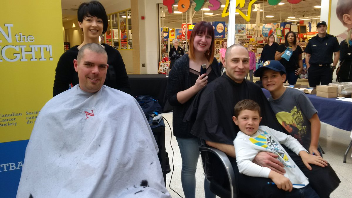 'Shave For The Brave' Raises Thousands For Pediatric Cancer Research