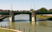 Fifth Street Bridge. (Courtesy of the Municipality of Chatham-Kent)