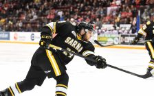 Kevin Spinozzi of the Sarnia Sting