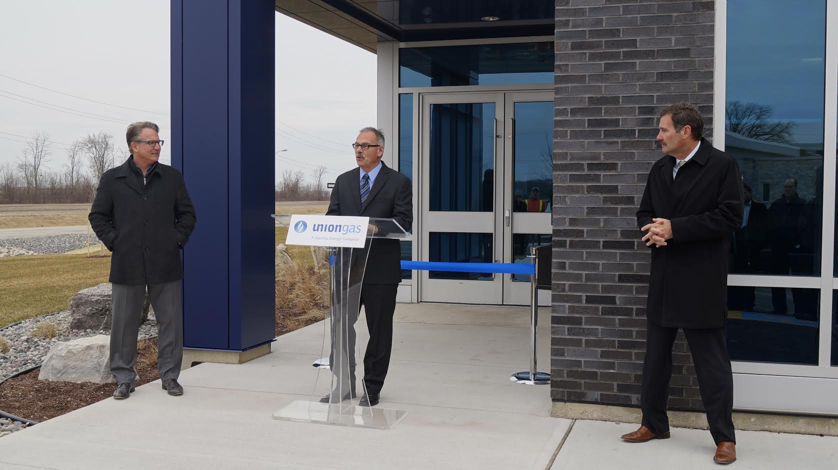 Union Gas Opens New Sarnia Operations Centre (GALLERY)