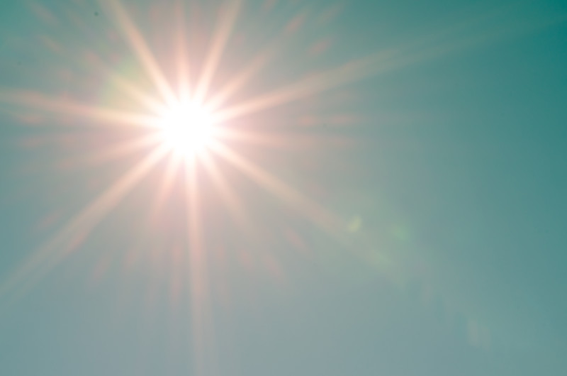 Heat Warning Issued On First Day of Fall
