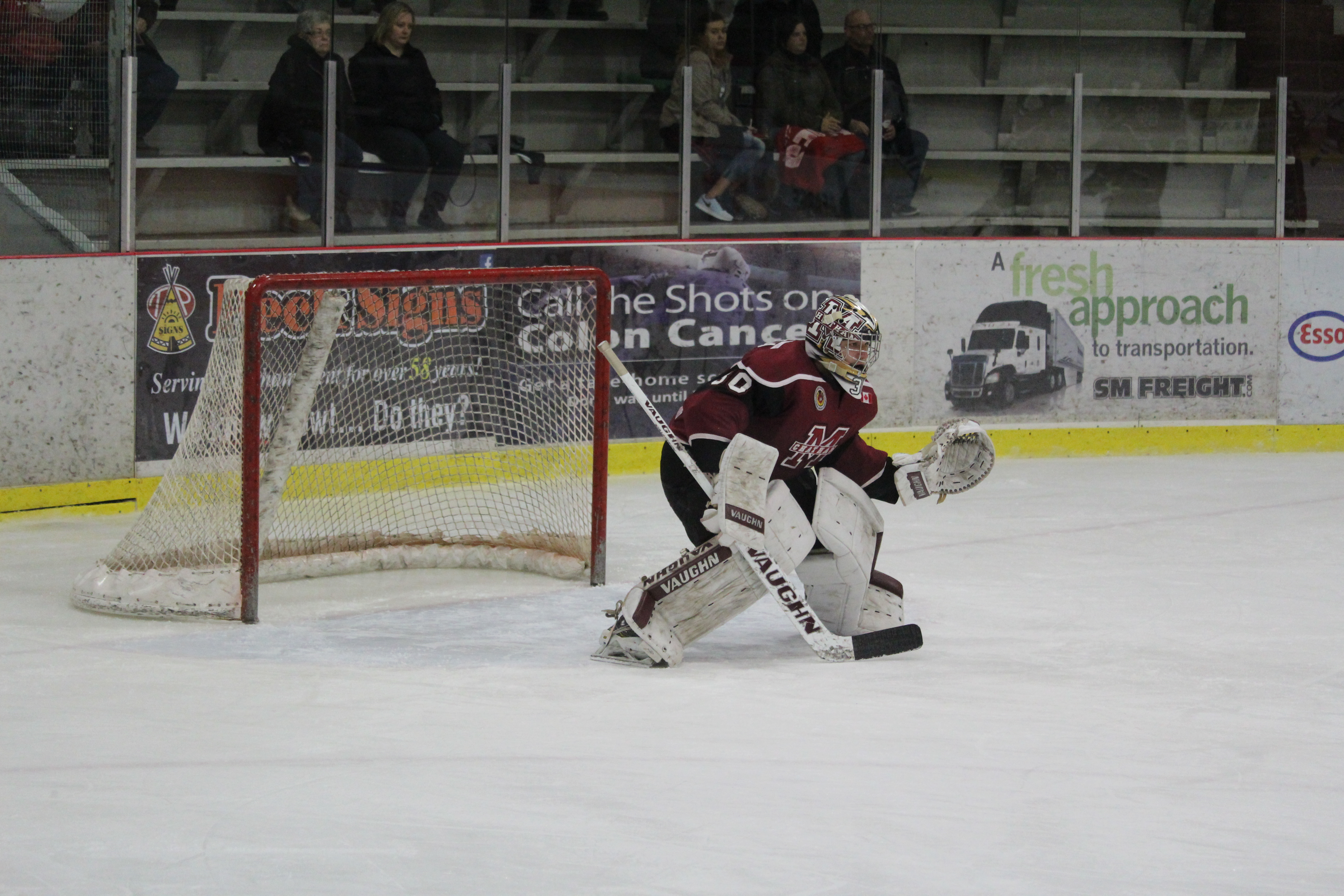Nationals Trounce Maroons 8-2