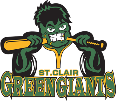 St. Clair Green Giants logo (Provided by St. Clair College)