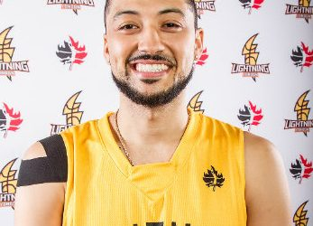Ryan Anderson of the London Lightning Photo courtesy of NBLC/London Lightning)