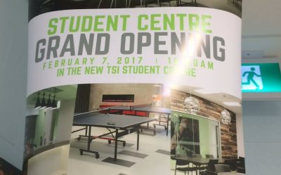 New Student Centre At St Clair College In Chatham. February 07, 2017. (