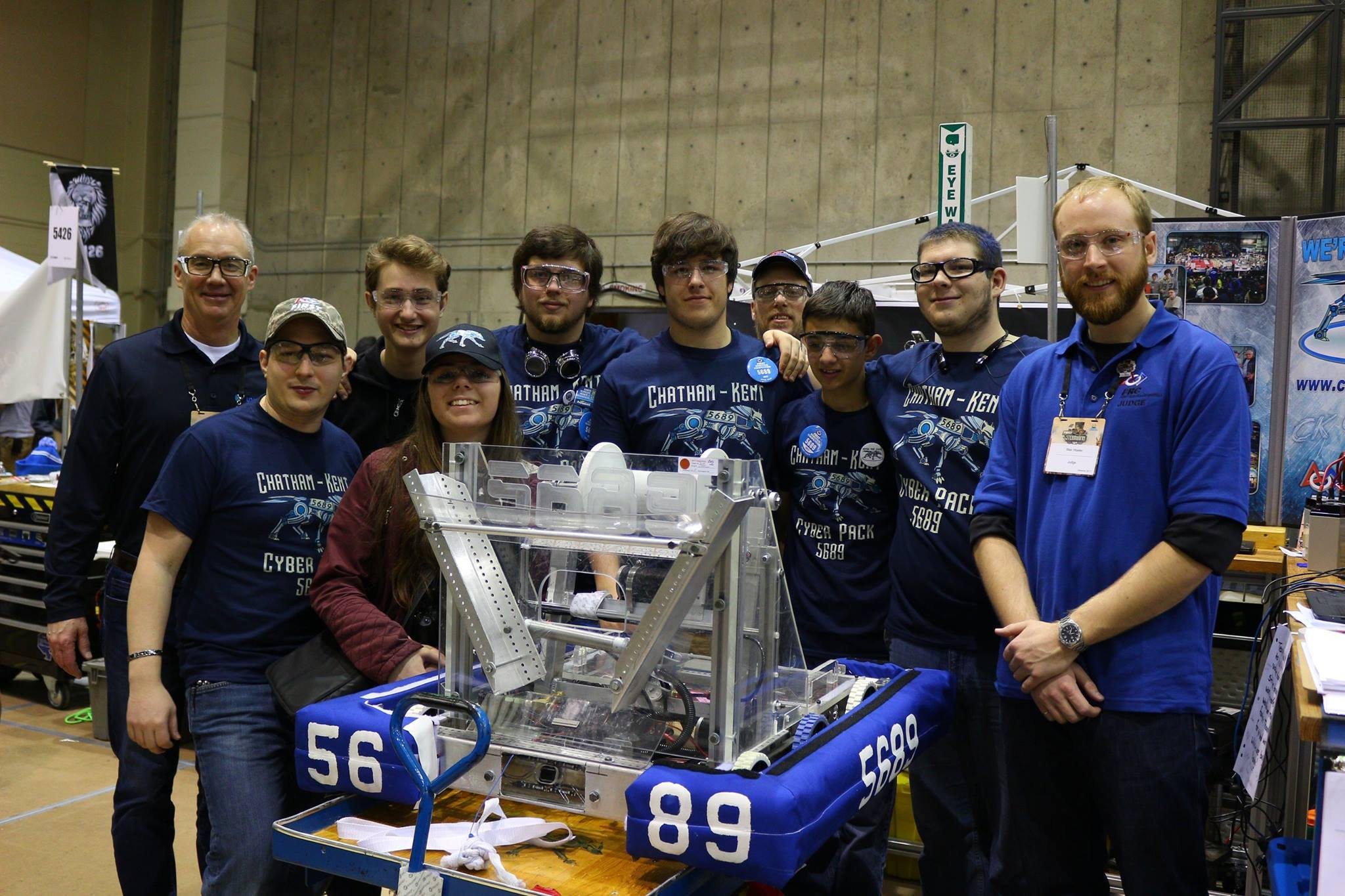 CK Cyber Pack Gets Ready For Another Competition