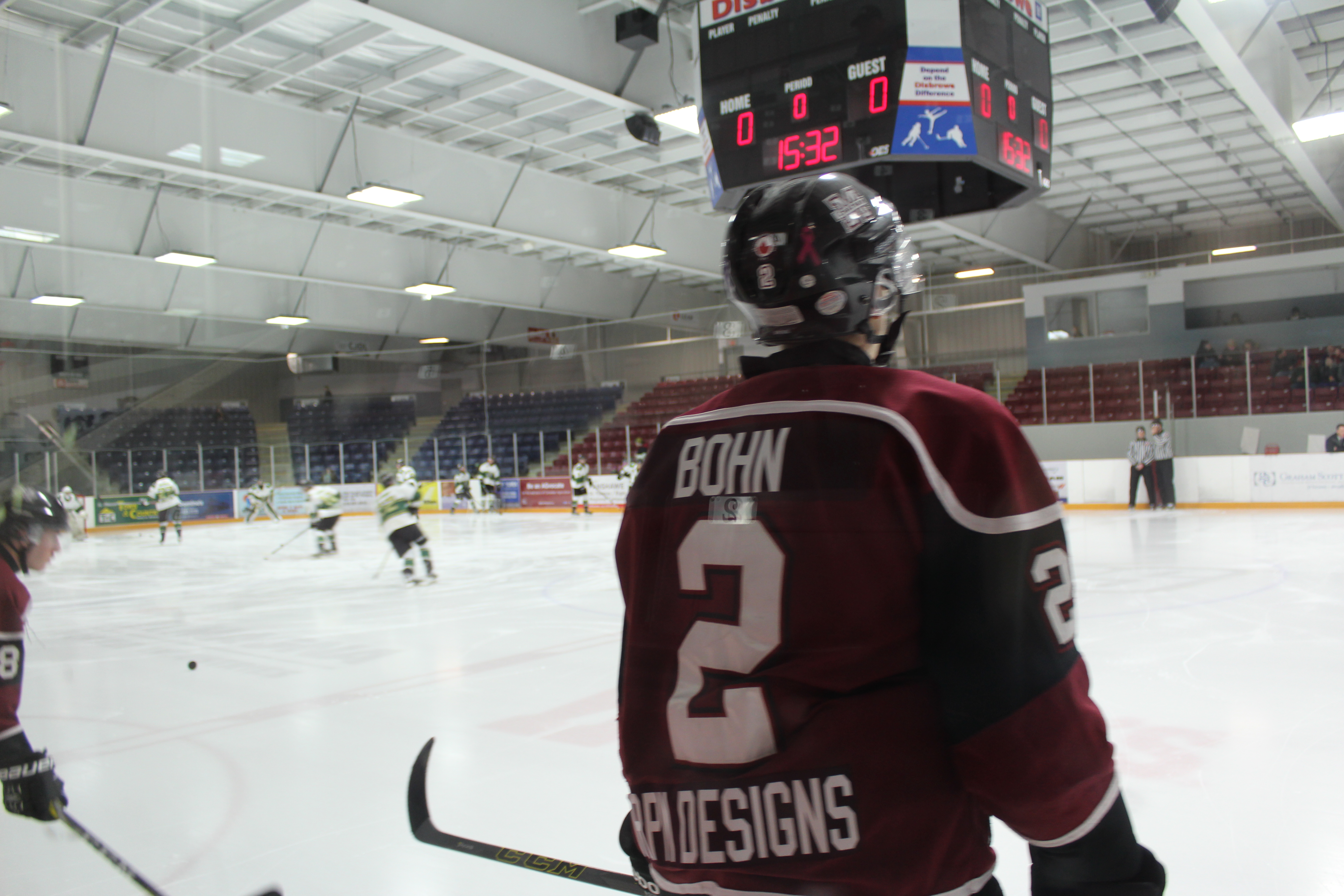 Maroons Visit Vipers Wednesday