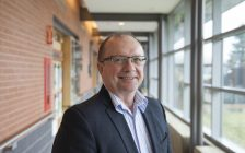 Jerome Quenneville is the new vice president and chief financial officer at the CKHA, after holding the position on an interim basis since November 2016. (Photo courtesy of the CKHA.)